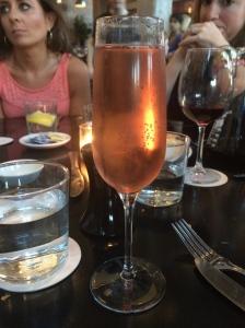 NV Côté Mas, Crémant de Limoux Rosé, Languedoc at Row 34